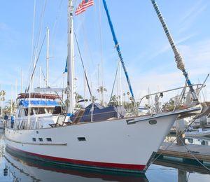 Used Cheoy Lee Motorsailor Motorsailer Boat For Sale