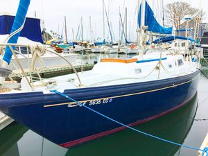 Used Columbia 36 Cruiser Boat For Sale