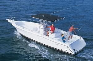 Used Stamas 29 Tarpon Center Console Fishing Boat For Sale