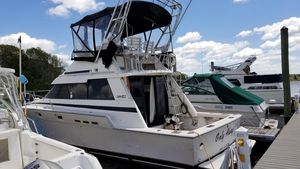 Used Luhrs 34 Sport Fisherman Convertible Fishing Boat For Sale