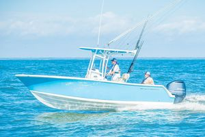 New Sportsman Open 232 Center Console Center Console Fishing Boat For Sale