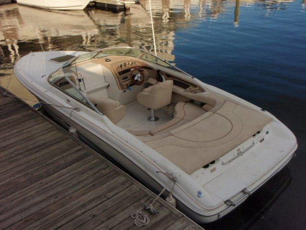 Used Sea Ray 23 Sports Cruiser Boat For Sale