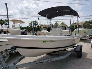 Used Starcraft 170 Center Console Fishing Boat For Sale