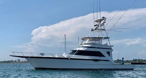Used Striker 62' Convertible Fishing Boat For Sale