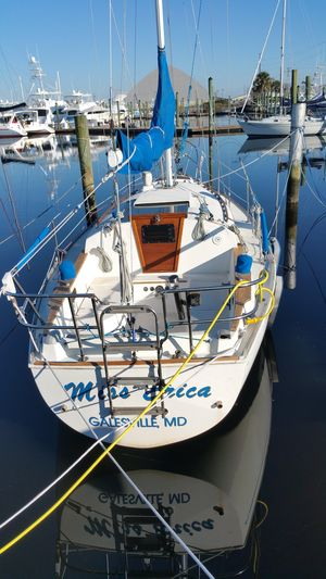 Used Sabre 28 MK II Racer and Cruiser Sailboat For Sale