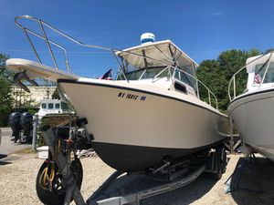 Used Sea Ox 250 Cuddy Cabin Boat For Sale