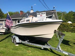 Used Grady-White 208 Adventure Cuddy Cabin Boat For Sale