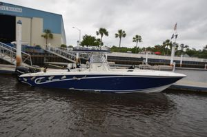 Used Fountain 34CC Center Console Fishing Boat For Sale