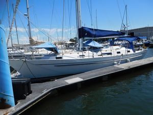 Used Passport 40 Cruiser Sailboat For Sale