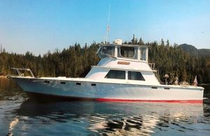 Used Custom Sports Fisherman Motor Yacht For Sale