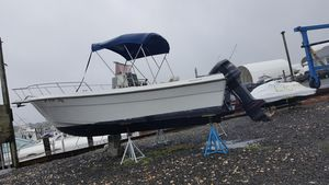 Used Starcraft 21 CC Center Console Fishing Boat For Sale