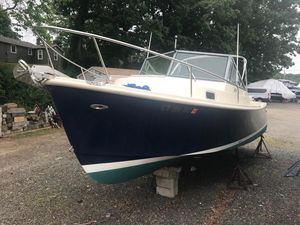Used Holby Pilot 24 Pilothouse Boat For Sale