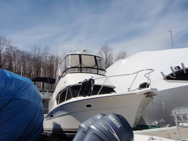 Used Wellcraft 35 Coastal Saltwater Fishing Boat For Sale