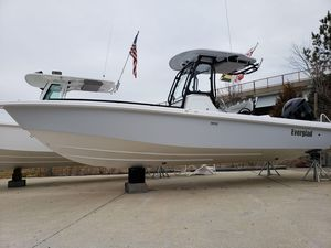 New Everglades 243cc Center Console Fishing Boat For Sale