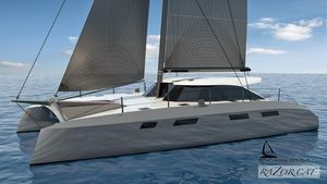 New Catamaran Razor Cat Cruiser Sailboat For Sale