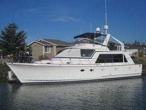 Used Ocean Alexander 50 Mark II Motor Yacht For Sale