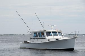 Used Duffy 37 Hardtop Sports Fishing Boat For Sale