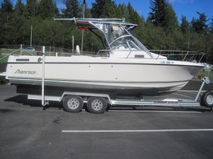 Used Shamrock 246 Walkaround Sports Fishing Boat For Sale