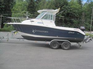 Used Seaswirl Striper Sports Fishing Boat For Sale