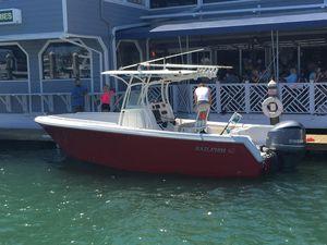Used Sailfish 2380 Sports Fishing Boat For Sale