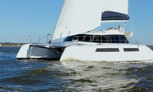 Used Aeroyacht Alpha 42 Catamaran Sailboat For Sale