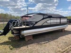 New Barletta L23uc Pontoon Boat For Sale