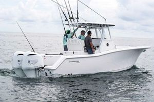 New Tidewater 280 Adventure Center Console Fishing Boat For Sale