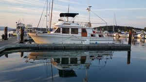 Used Pt Double Cabin Trawler Boat For Sale