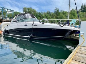 Used Sea Ray 280 Sundancer Cuddy Cabin Boat For Sale