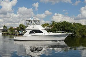 Used Custom Jannace Sportfish Sports Fishing Boat For Sale