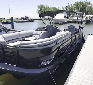 Used Regency 254 LE3 Sport Edition Pontoon Boat For Sale