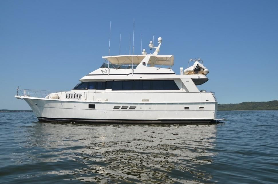 1993 Used Hatteras 65 Motor Yachts Mega Yacht For Sale