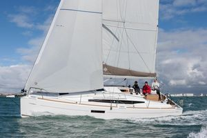 New Jeanneau Sun Odyssey 349 Cruiser Sailboat For Sale