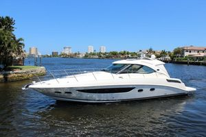 Used Sea Ray 470 Sundnacer Express Cruiser Boat For Sale