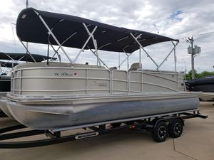 Used Berkshire 233 RFX Pontoon Boat For Sale