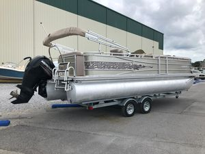 Used Cypress Cay 240 Cabana Pontoon Boat For Sale