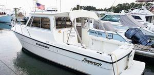 Used Shamrock 270 Mackinaw Cruiser Boat For Sale