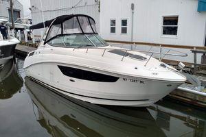 Used Sea Ray 28 Sundancer Sports Cruiser Boat For Sale