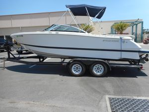 Used Four Winns H 230 Sports Fishing Boat For Sale