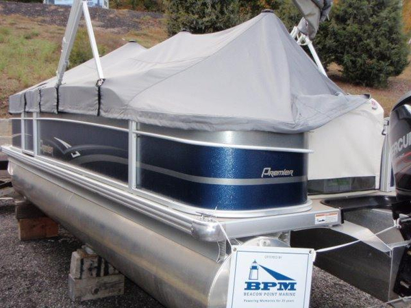 New Premier 221 Gemini Passenger Boat For Sale