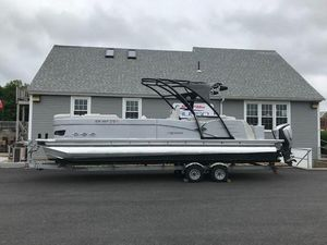 Used Avalon 2785ql Pontoon Boat For Sale