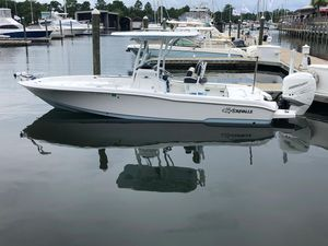 Used Crevalle 26 Bay Sports Fishing Boat For Sale