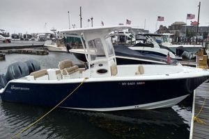 Used Sportsman 252 Sports Fishing Boat For Sale