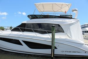 Used Regal 42 Fly Motor Yacht For Sale