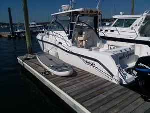 Used Boston Whaler 255 Conquest Center Console Fishing Boat For Sale