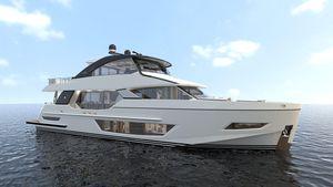Used Ocean Alexander 84R Motor Yacht For Sale