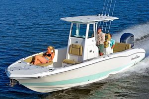 New Nauticstar 251hyb Center Console Fishing Boat For Sale