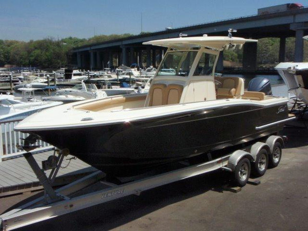 New Scout Boats 255 LXF Sports Fishing Boat For Sale