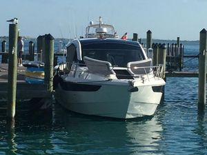 Used Galeon 430 HTC Express Cruiser Boat For Sale