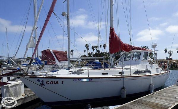 Used C & C Yachts 39 Landfall Sloop Sailboat For Sale